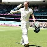 Steve Smith century puts Australia well on top against India