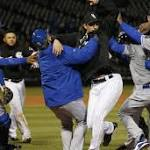 After brawl, Royals beat White Sox 3-2 in 13 innings