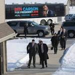 Troubled Ben Carson campaign loses another staffer