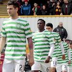 Motherwell 3 Celtic 1: Scottish Premier League match report