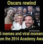 Ellen's 'selfie' with ... everyone