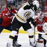 Capitals lock down Bruins