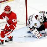 Red Wings Edge Blackhawks, NHL Roundup