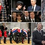Britain bids farewell to Margaret Thatcher, the Iron Lady