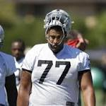Raiders' Austin Howard returns to New Jersey to face his old team