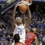 Willie Cauley-Stein, Kentucky own the paint in easy win over Ole Miss