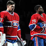 Canadiens putting last season's success behind them
