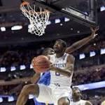 No. 1 Kentucky deals UCLA lopsided loss