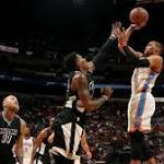Thunder figure out how to win despite off nights from Durant, Westbrook