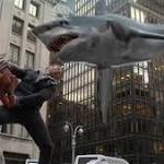 'Sharknado 2: The Second One': A Bigger Boat for the Suck Zone