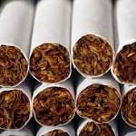 3 US tobacco companies to settle 400 smoking lawsuits