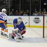 Islanders Win as Rangers Continue Their Downard Slide