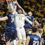 Wyoming displays physical toughness in victory over Nevada