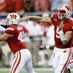 WISCONSIN SPORTS ROUND-UP: UW's Stave out indefintely with bad shoulder