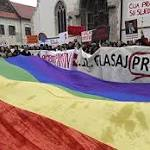 Croatians Back Constitutional Ban of Same-Sex Marriage
