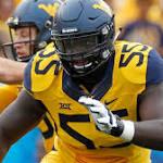 West Virginia notebook: Junior tackle McKivitz rises to occasion against Missouri