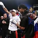 Boxing needs to get better -- outside the ring