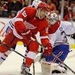 Why the Red Wings lost to the Canadiens on Sunday night