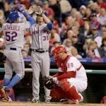 6 home runs, Logan Verrett propel Mets to 11-1 laugher over Phillies | Rapid reaction