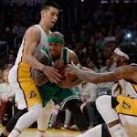 Isaiah Thomas Comes As Advertised For Celtics In Boston Debut