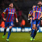 Crystal Palace 3-1 Liverpool: Rodgers' men stumble at Palace again