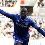 Chelsea manager Jose Mourinho should make Demba Ba first name on his ...