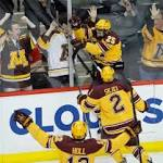 Gophers Punch Ticket to Frozen Four