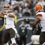 Browns focusing on finishing right