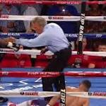 Terence Crawford retains world title