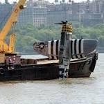 WWII-era craft pulled from Hudson after fatal crash