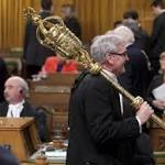 Canadians laud sergeant-at-arms for taking down attacker