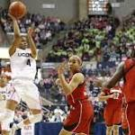 Title game rematch between UConn, Louisville turns into another Husky rout
