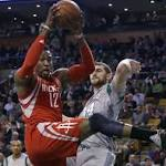 Preview: Rockets at Hornets