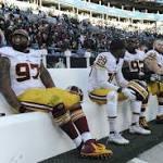 Tony Siragusa wasn't impressed by Redskins body language