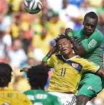 Colombia v Ivory Coast, World Cup 2014: as it happened