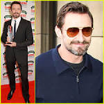 Hugh Jackman honoured at Empire Awards