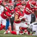 Chiefs' report card vs. the Raiders