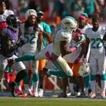 The Baltimore Ravens Face the Miami Dolphins on Sunday