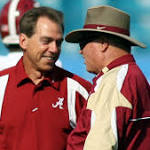 Saban or Bear? Bobby Bowden would side with current Tide coach