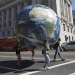 Earth Day Concert, Rally in Washington
