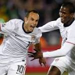 US Men's National Team draws Ecuador 1-1 as Landon Donovan caps off ...