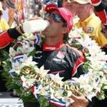 Montoya wins 99th Indy 500