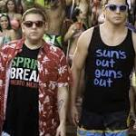 '22 Jump Street' narrowly edges out dragons in box office
