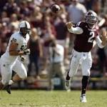 Manziel awakens A&M with 6 TDs in rout of UTEP