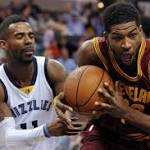 Gasol leads Grizzlies past Cavaliers, 96-92