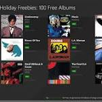 Microsoft Is Giving 100 Free Albums To Windows 8 And Windows Phone Users ...