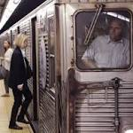 Officials ride NYC subway after terror report
