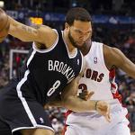 Brooklyn Nets come up just short against Toronto Raptors as Deron Williams' 30 ...