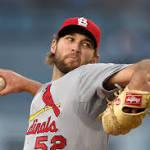 Cardinals bumble, stumble, fall to Dodgers