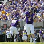 No. 22 ECU easily handles SMU in American opener